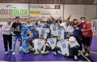 Serie A2, settima giornata. A Bernalda tris di Fortino, segnano anche Turmena, Perugino e Grasso: successo del Napoli dedicato a Maradona