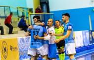 Serie A2, l'anticipo a Cercola: ci pensa Luis, 2-1 del Napoli contro l'Orsa Viggiano