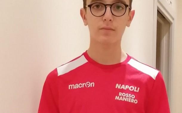"""Unina Flegrea, la volontà e l'umiltà di Sansone nell'U17: """"Il futsal mi ha folgorato, cerco di migliorare facendo tesoro di consigli ed esperienze"""""""