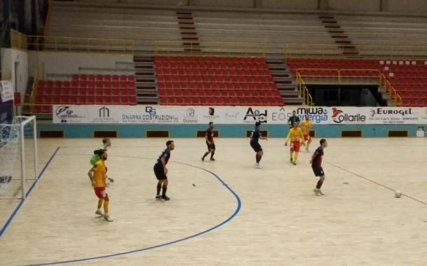 Al PalaTedeschi vince l'equilibrio, finisce 3-3 il derby tra Benevento e AP