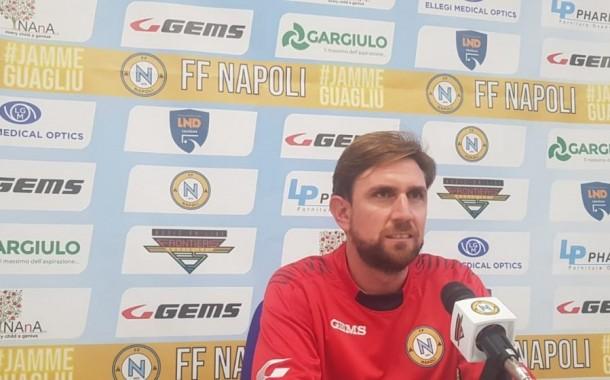 """Nicola Ferri e il momento del Napoli: """"Sono settimane particolari, ma il gruppo reagisce bene ad ogni difficoltà"""""""