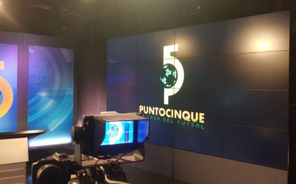 Torna Punto 5 la Casa del Futsal: eccezionalmente questa sera alle 21.10 su Piuenne
