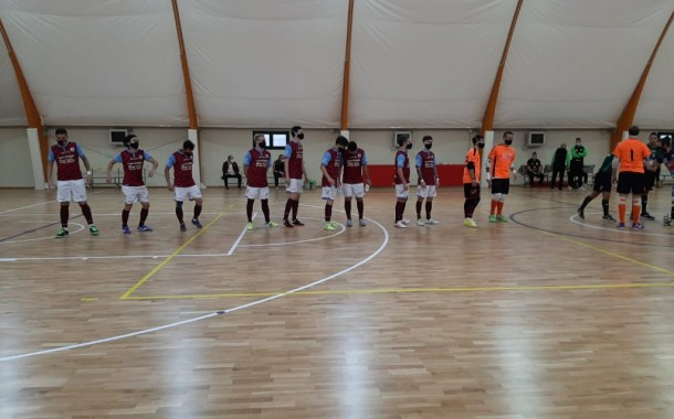 Alma Salerno, arriva una sconfitta a Sala Consilina: finisce 7-1 per i padroni di casa