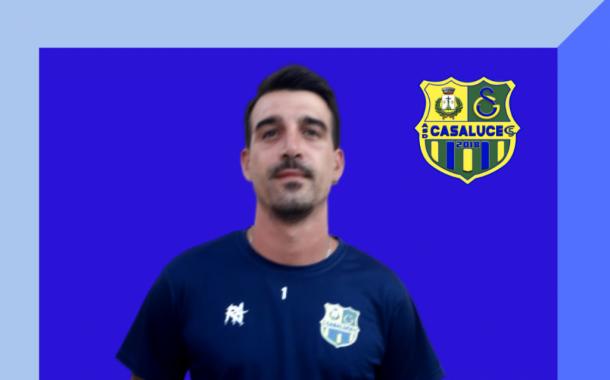 """Casaluce, Vaccaro lascia per motivi familiari. Il ds Pellino: """"Presto novità"""""""