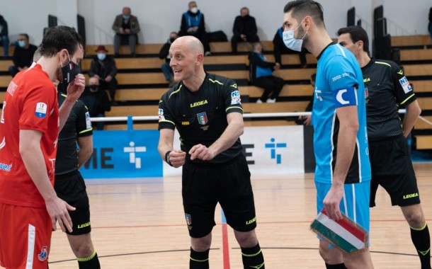 Serie A, Came-Aniene in Rai. Sandro Abate a Mantova, martedì San Giuseppe-Pesaro