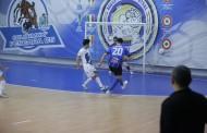 Serie A, anticipo quattordicesima giornata: super Lukaian, l'A&S batte 5-1 la Sandro Abate