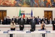 Consiglio direttivo, intervenuti Malagò e Sibilia. Nominati i vice presidenti