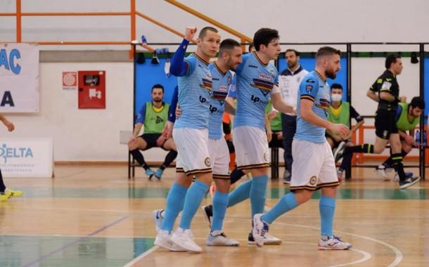 Serie A2. Fortino-Arillo, doppio poker a Messina: FF Napoli sempre più su