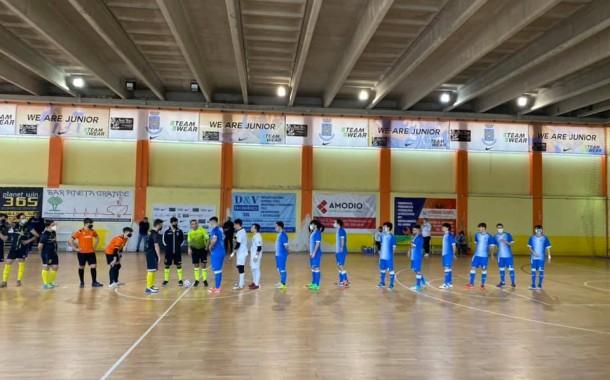 Junior Domitia rullo compressore in U19, Alma corsara a Venafro: nel prossimo turno il big match in casa granata