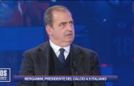 """Il presidente Bergamini alla Domenica Sportiva: """"Il movimento va alimentato e sostenuto"""""""