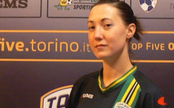 Cristina Cecchi, la calcettista dottoressa che ha salvato la vita di un anziano prima della partita