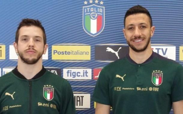 """Murilo e De Matos uniti: """"Grande gruppo. Vogliamo riportare l'Italia in alto, dove merita"""""""