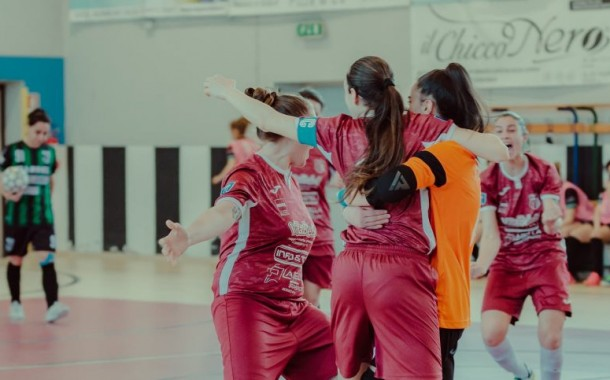 Serie A2 femminile, girone D: Rionero corsaro nel recupero con la Sangiovannese