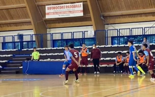 Under 19. L'Alma Salerno ristabilisce gli equilibri in vetta al girone S, 10-5 al Domitia