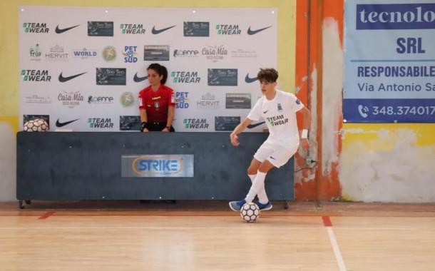 Junior Domitia U19 fuori dalla coppa al primo turno, passa la Roma 7-3