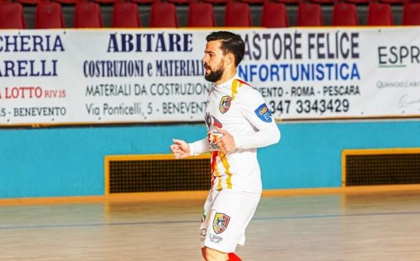 Benevento, terza vittoria di fila. Doppietta di Di Luccio, ventesimo goal di Galletto e magia di Volonnino: otto reti a Recale