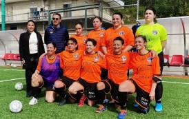 C femminile, seconda giornata. Leadership per San Sebastiano e Wolves, primi tre punti per il Napoli United