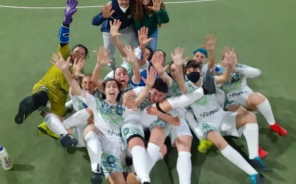 C femminile, quarta giornata. Wolves e San Sebastiano, botta e risposta. Amato-Borriello, riscatto Napoli United. Stasera alle 19 Koine-Gelbison