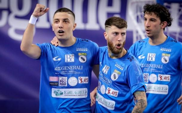 Final Eight serie A. Cerulli decisivo, vince il Lido di Ostia ai rigori col CMB: semifinale col Pesaro