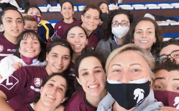 Beffa di Rizzo, altro pari per la Salernitana: 4-4 con il Team Scaletta nell'ultima gara casalinga