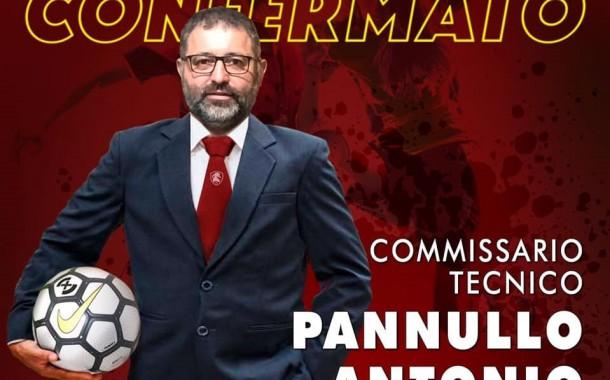 """La Salernitana conferma Pannullo. Il presidente Pizzicara: """"Lavoreremo per rendere i nostri tifosi ancora più orgogliosi"""""""