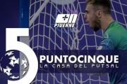 Punto 5 la Casa del Futsal, stasera su Piuenne alle 21.10 ed in replica alle 23.20: il ct Bellarte in collegamento Skype