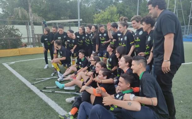 C femminile. Wolves: la A2 è tutta tua, ora caccia al record. Napoli United al triangolare con Puglia e Calabria