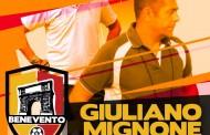 """Benevento 5, Mignone nuovo tecnico dell'U19: """"La chiamata giallorossa mi ha sorpreso, sarà motivo di orgoglio e sprono"""""""