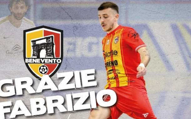 Fabrizio Guido saluta il PalaTedeschi, i ringraziamenti del Benevento