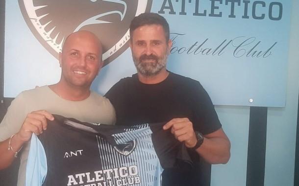 L'Atletico FC si assicura le prestazioni di Rosario Uva: il comunicato