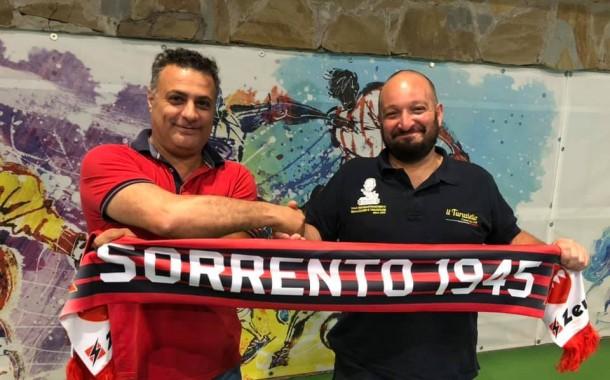 """Ufficiale. Salvatore Falcone al Sorrento, il nuovo ds: """"Progetto entusiasmante"""""""