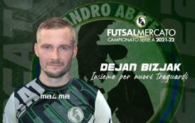 """Sandro Abate, è Bizjak l'ennesimo colpo: """"Questo club ha voglia di vincere"""""""