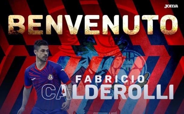 Il primo innesto per Serginho Schiochet,  Fabricio Calderolli è un nuovo giocatore della Feldi Eboli