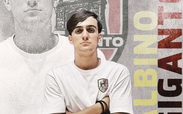 """Benevento 5, altro innesto di prospettiva: Gigante in prestito dalla Roma. Il classe '02: """"Vogliamo essere competitivi"""""""