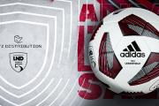 Accordo Divisione-GTZ: Adidas Tiro League Sala nuovo pallone ufficiale