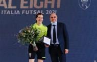 Chiara Perona selezionata per arbitrare al Mondiale lituano