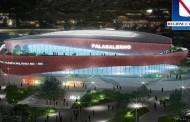 Svelato il progetto del PalaSalerno, 6mila posti: e si parla esplicitamente di calcio a 5. A Napoli invece si conosce e si premia solo il basket