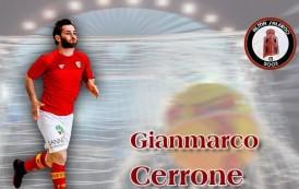 """Ufficiale Cerrone a Salerno. L'ex Benevento: """"Voglio vincere la B"""""""