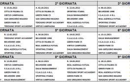 Serie C2 girone C, calendario riformulato: la prima giornata