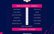 Serie A2 femminile, girone D: subito Salernitana-Irpinia, esordio casalingo per le Wolves. Woman Napoli e Spartak contro Lamezia e Castellammare
