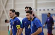 L'Italia vince la Futsal Week: netto 6-0 in finale all'Arabia Saudita