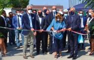 Inaugurato stadio Barassi a Secondigliano con Zigarelli, Sibilia e Gravina