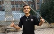 """Flegrea U15. Il talentino Benny Ferraro: """"Possiamo arrivare in alto. Rapporto speciale con mio fratello"""""""