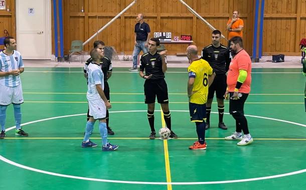 C1, anticipo terza giornata. Il Futsal Coast ritrova i tre punti, 5-1 al Cus Napoli