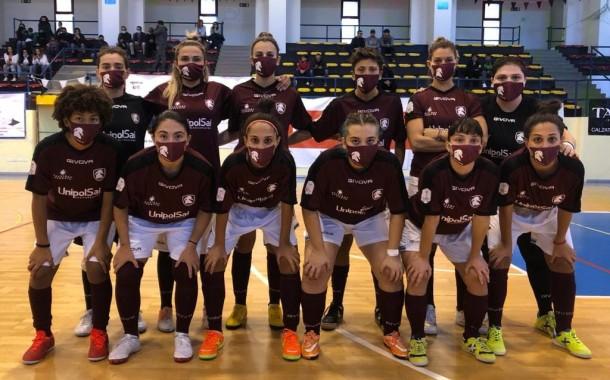 Segnano Loprevite ed Antonia Giugliano: 1-1 della Salernitana in casa del Segato
