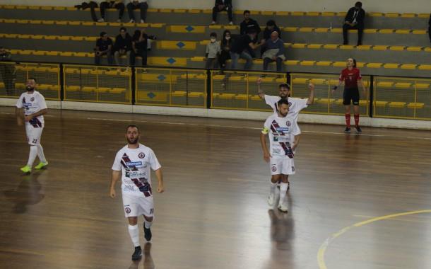 L'Alma Salerno vince ancora: super Milucci, 2-0 al Real Dem