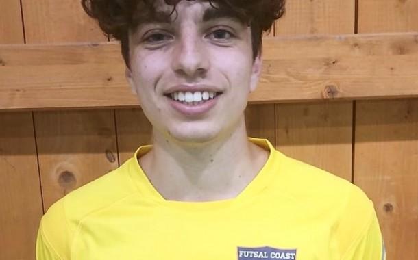 Futsal Coast, arriva Amatruda a titolo temporaneo