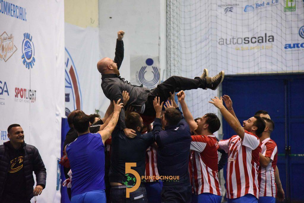 Genny Paolella ai tempi dell'Atletico Chiaiano