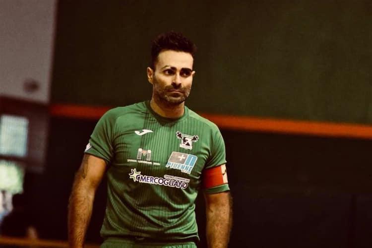 Massimo Abate, capitano della Sandro Abate