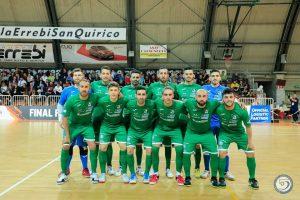 La Sandro Abate nella scorsa stagione Foto: Divisione C5